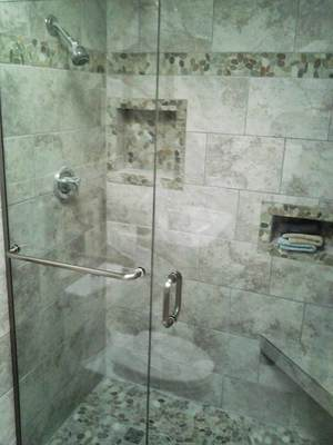 Shower Doors Cathedral Stained Glass Llc