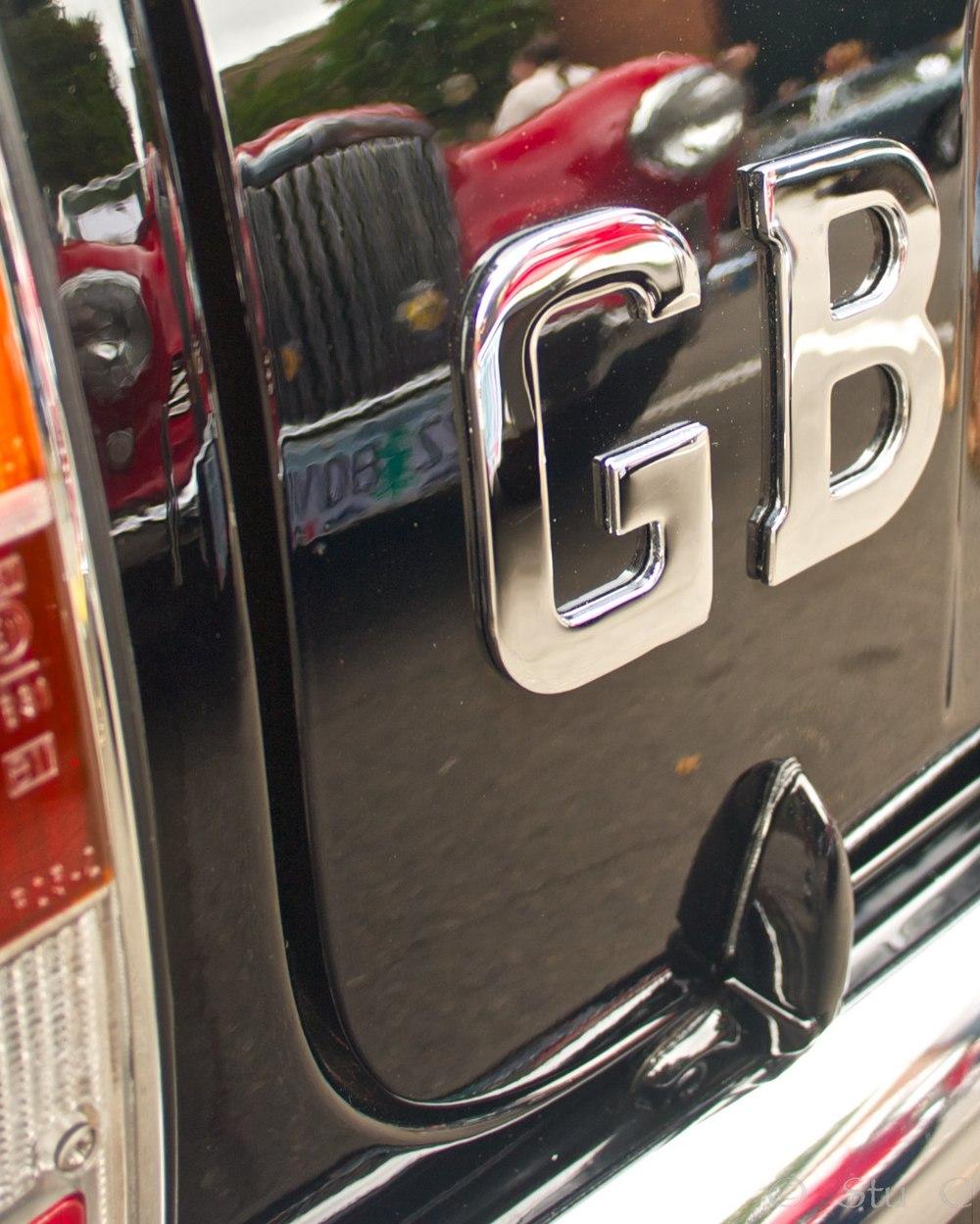 GB = Great Britain?
