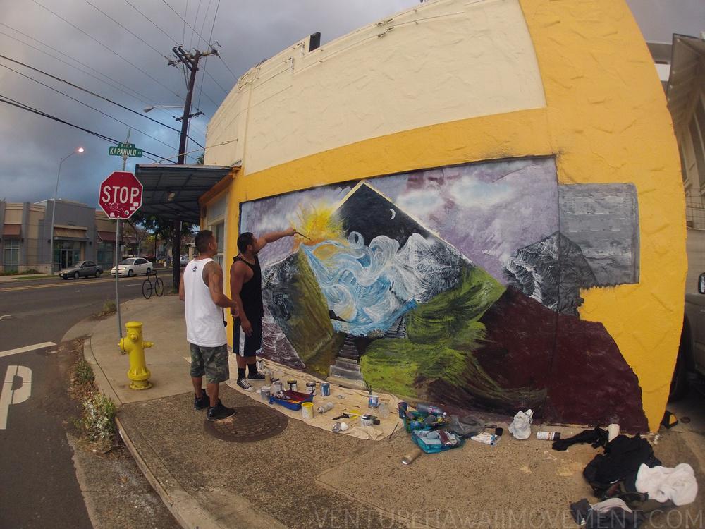 Andre Alejandro - Paint Activist