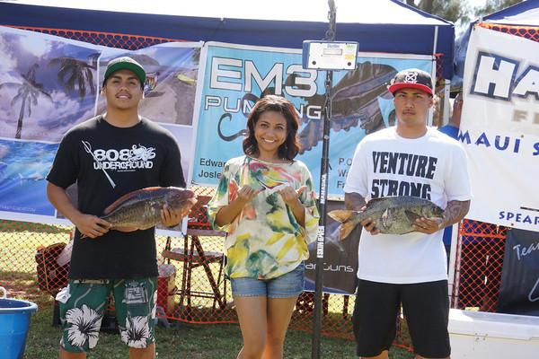 9th Annual Gene Higa Memorial Spearfishing Tournament