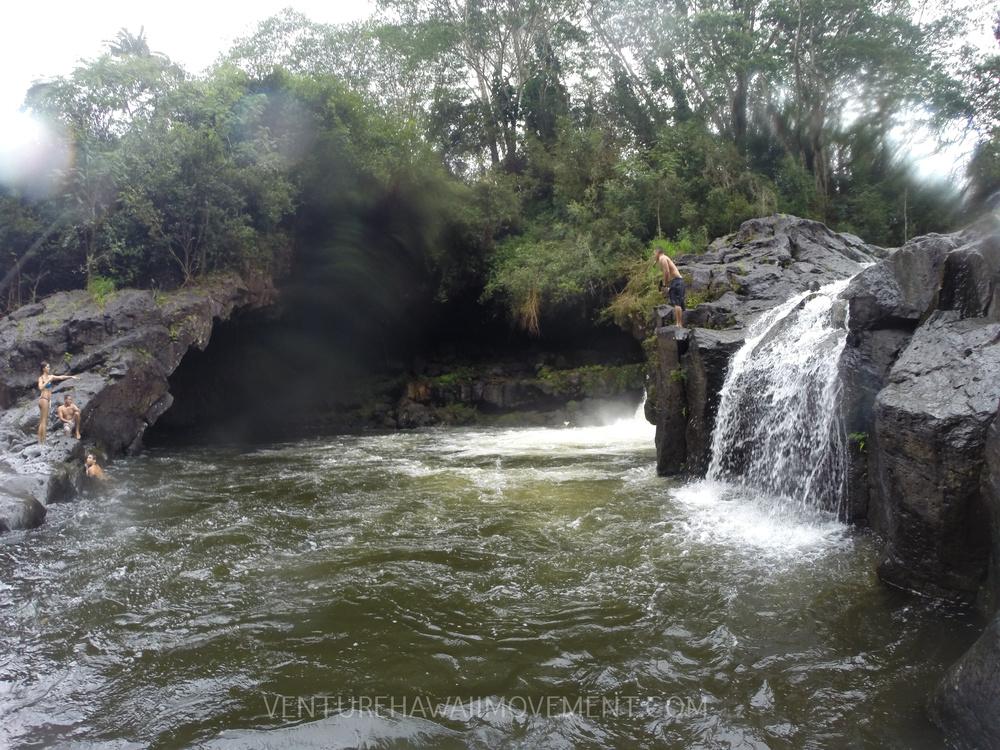 Waterfalls With Anuhea Hawai 39 I Island Venture Hawai 39 I