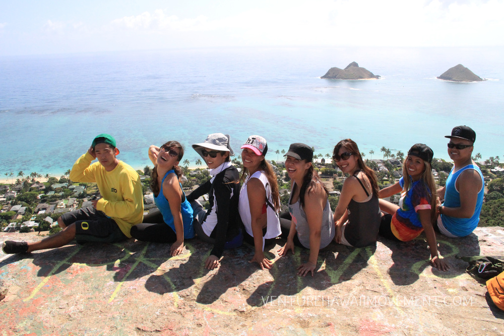 Lanikai Pillbox Hike  - One of the most popular hikes on the island of Oahu, Lanikai Pillboxes. A very fun, family friendly hike for all ages with an amazing view.