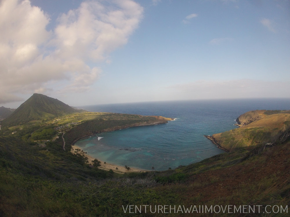Hanauma Bay - Snorkeling and free diving in Hanauma Bay Nature Preserve on Oahu, Hawai'i.