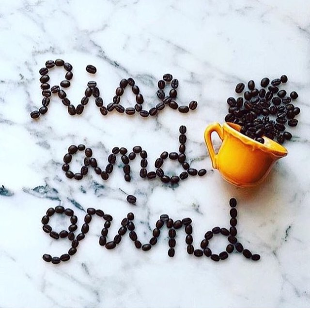 Regram from @thedrivecoffee  Let's make it a great morning, yas?