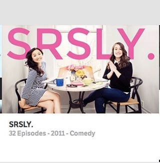 OMG!! We are so happy to announce you can watch SRSLY in #Fullscreen now! Go to Fullscreen.com and see us among other legends like Dave Chappelle, Hannah Hart, and 1998-era Joshua Jackson!!!