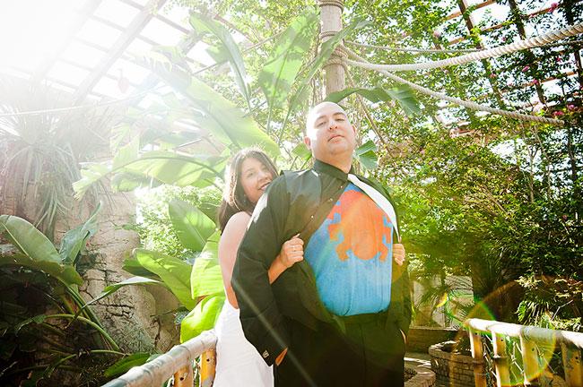 ERIKA VICTOR gladys porter zoo wedding brownsville texas