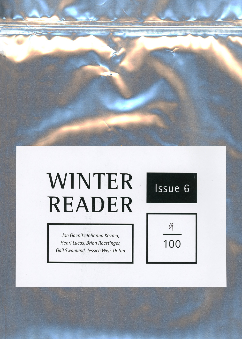 Winter 13, Issue 6