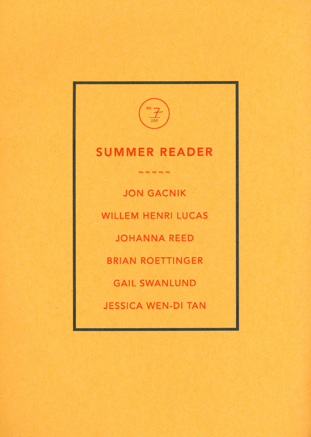 Summer 12, Issue 3