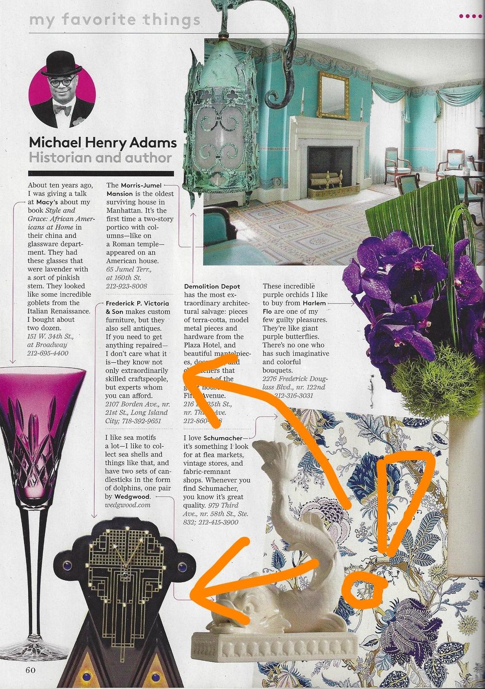 Victoria & Son in Design Hunting 10.2014