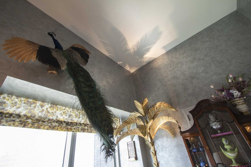 Harry Heissmann's room at the Designer Showhouse of NY