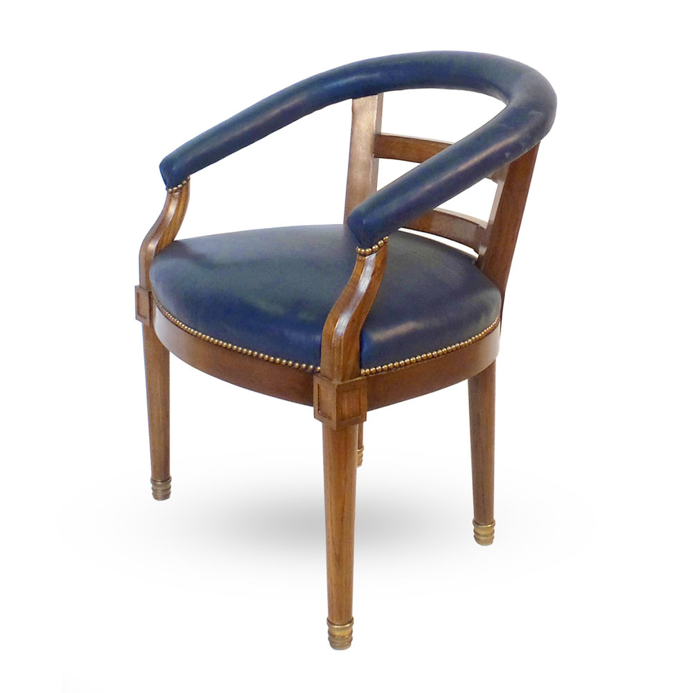 American Barrel Back Armchair