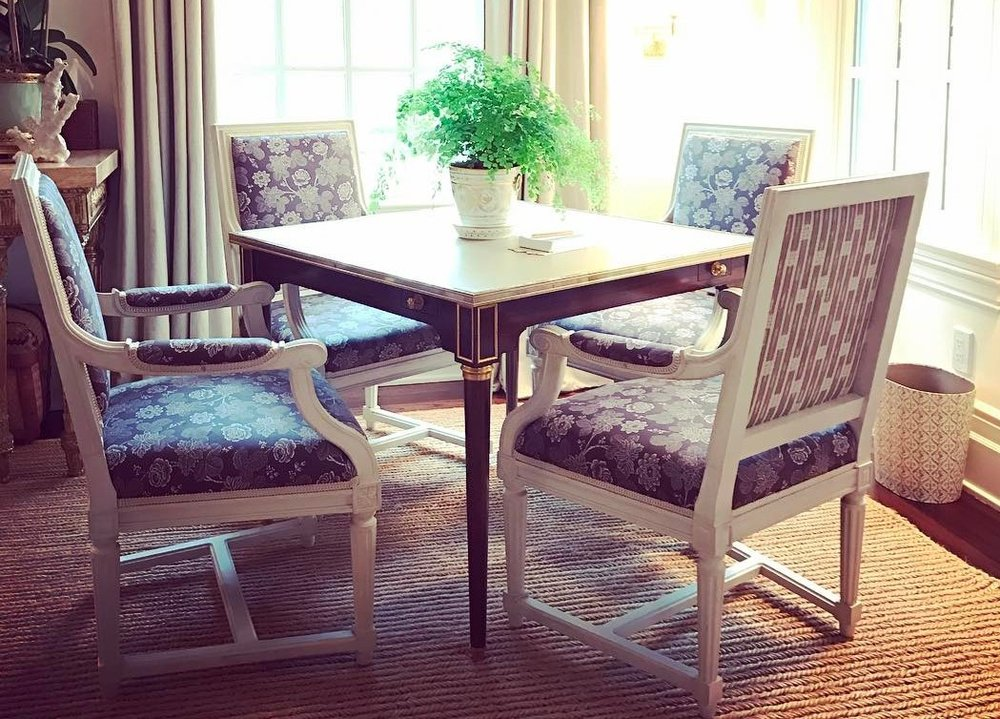 Custom Table made for Alex Papachristidis
