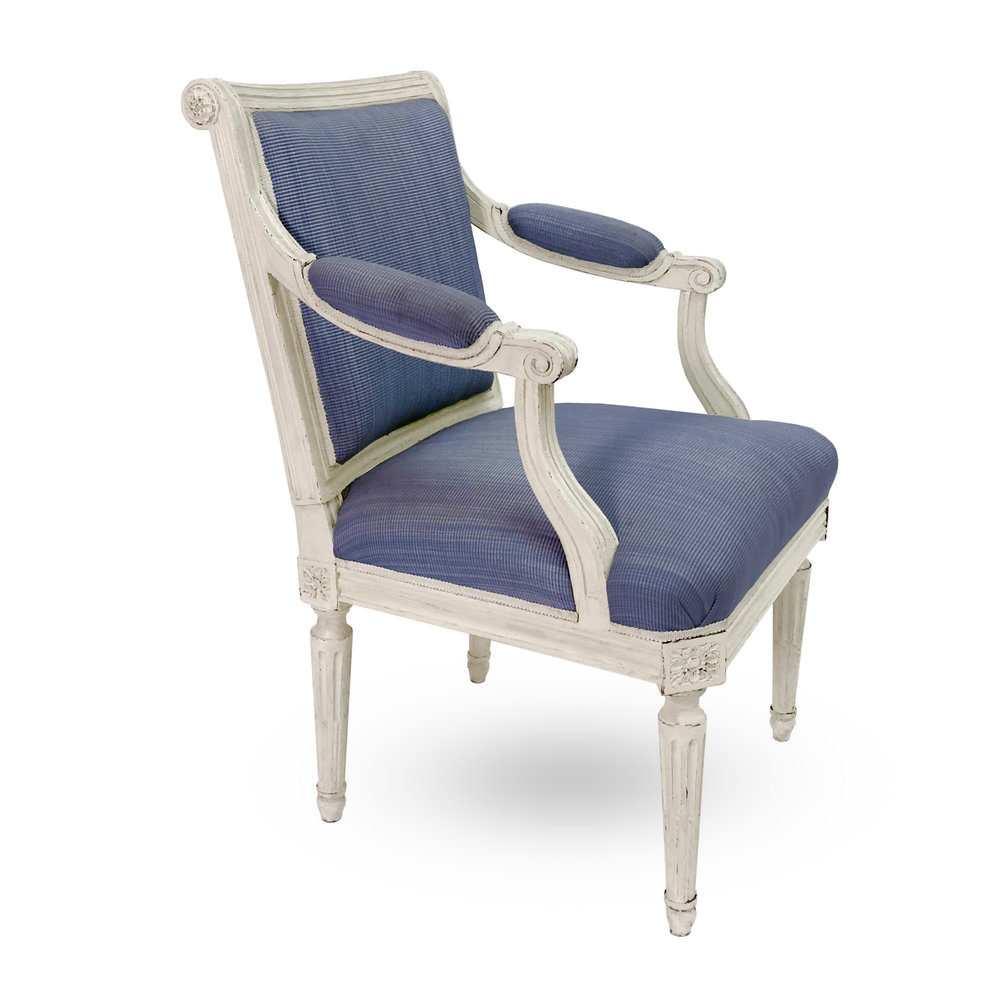 R570AC-Cole-Porter-Side-Chair-Fluted-Tapered-Leg-Upholstered-Block-Rosettes-Victoria-Son-Custom-Furniture.jpg