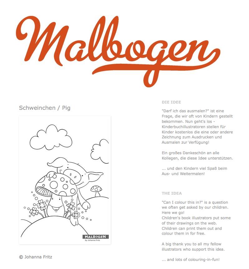 Malbogen Blog