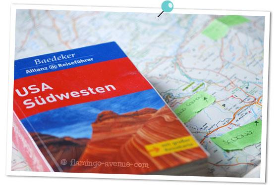Reiseführer USA-Südwest