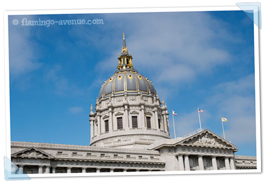 San Francisco, USA - City Hall