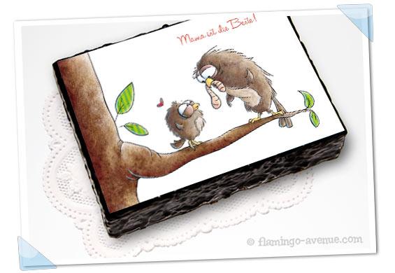 Schoki-Kuchen