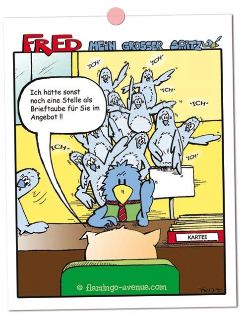 Fred-Mein grosser Spatz