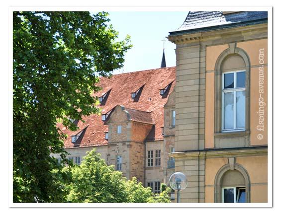neues und altes Schloss