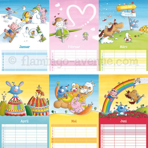 Familienplaner 2012