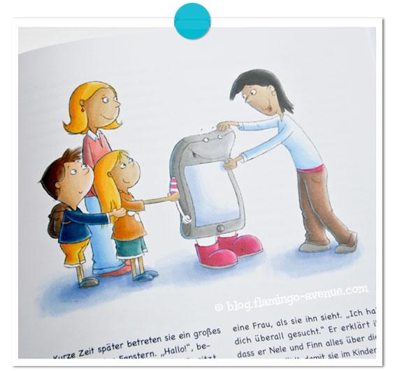 Telekom-Buch-Illustrationen