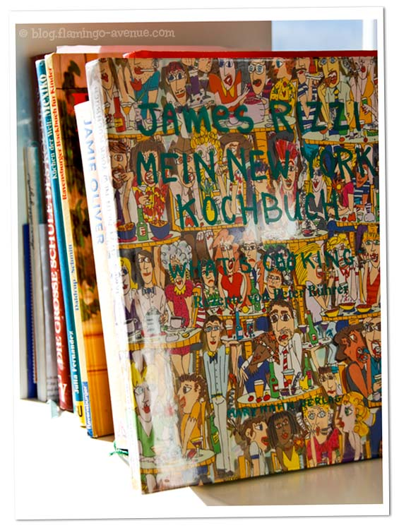 James Rizzi - Kochbuch