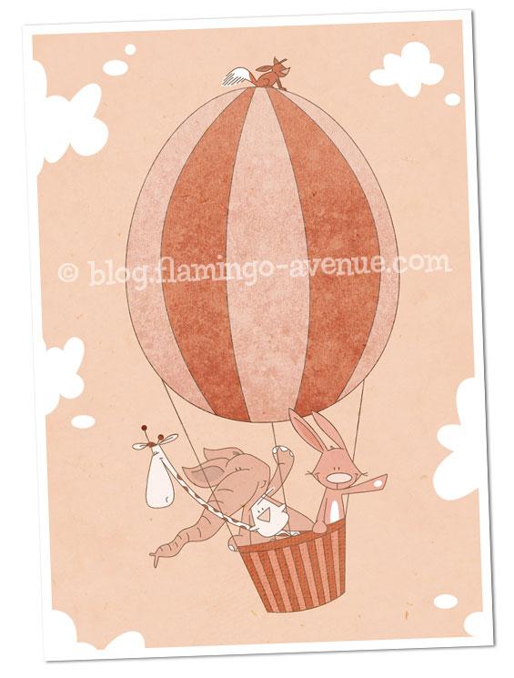 Osterei-Ballon