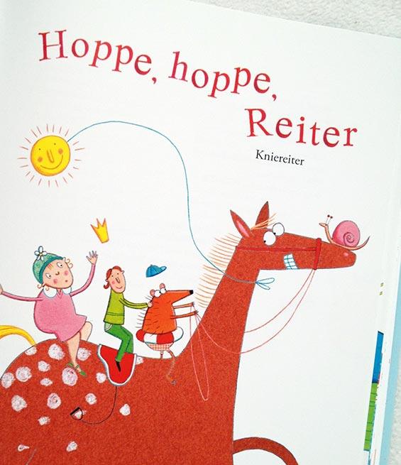 Hoppe hoppe Reiter