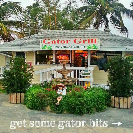 Gator Grill