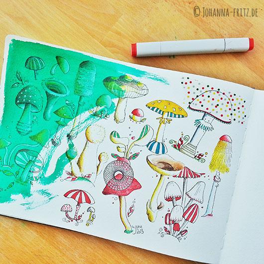 johanna_fritz_mushroom_sketch