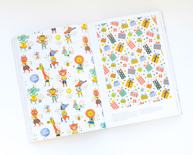 Illustrations above by Helen Dardik