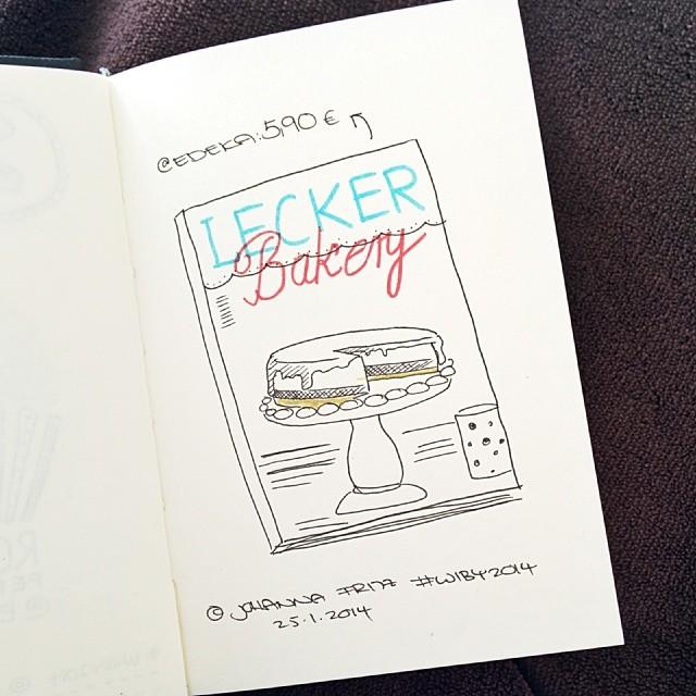 Lecker Bakery by Johanna Fritz