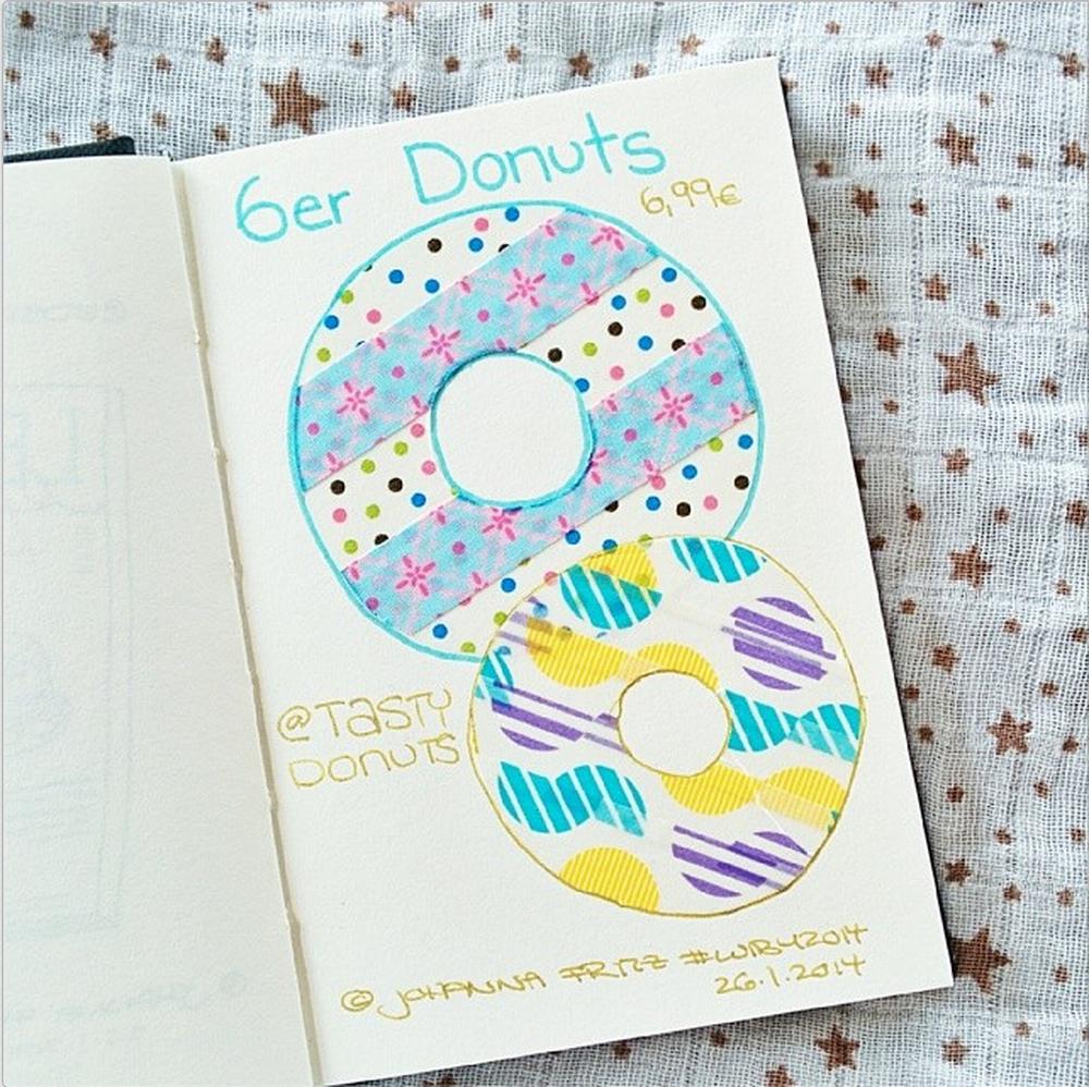 Donuts by Johanna Fritz #wiby2014