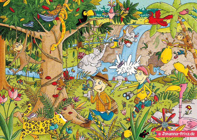Jungle-Johanna_Fritz