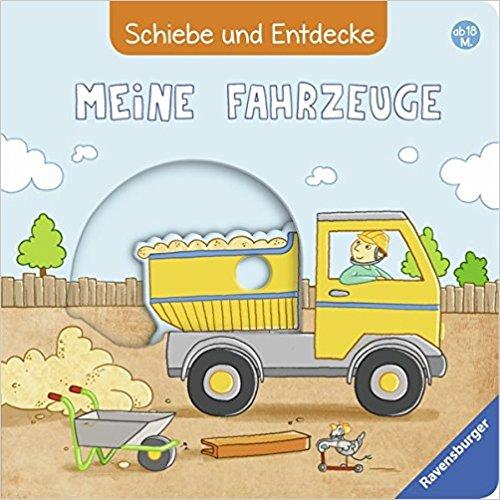 Meine Fahrzeuge • Ravensburger Verlag