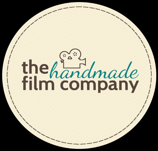The Handmade Film Company - Film your own, vintage wedding videography