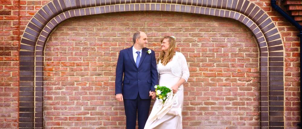 Carol Bond & Pete Manning Wedding