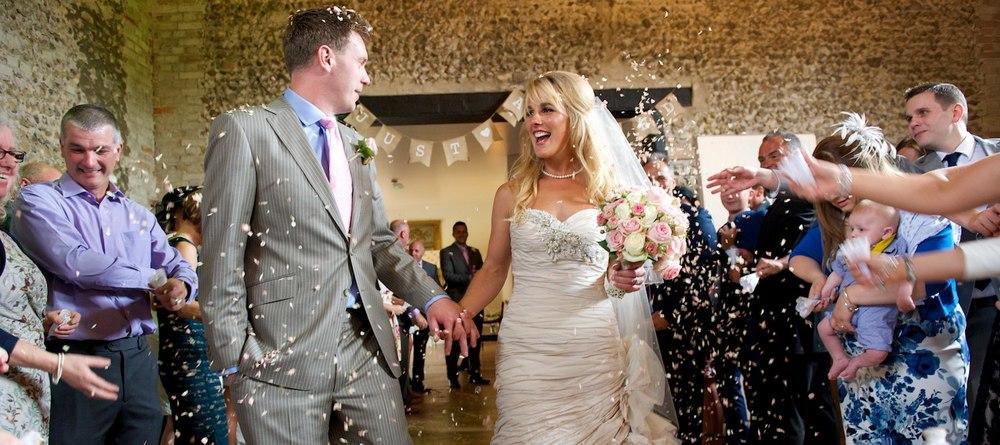 Wesley & Kerry Wedding