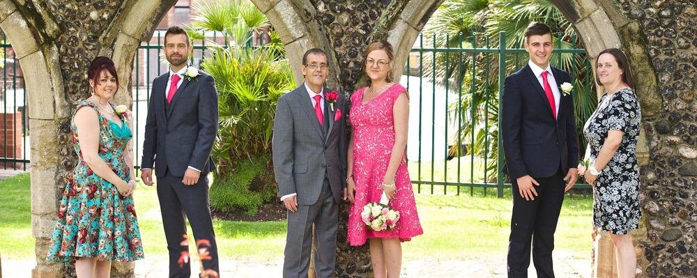 Jane & Roger Wedding