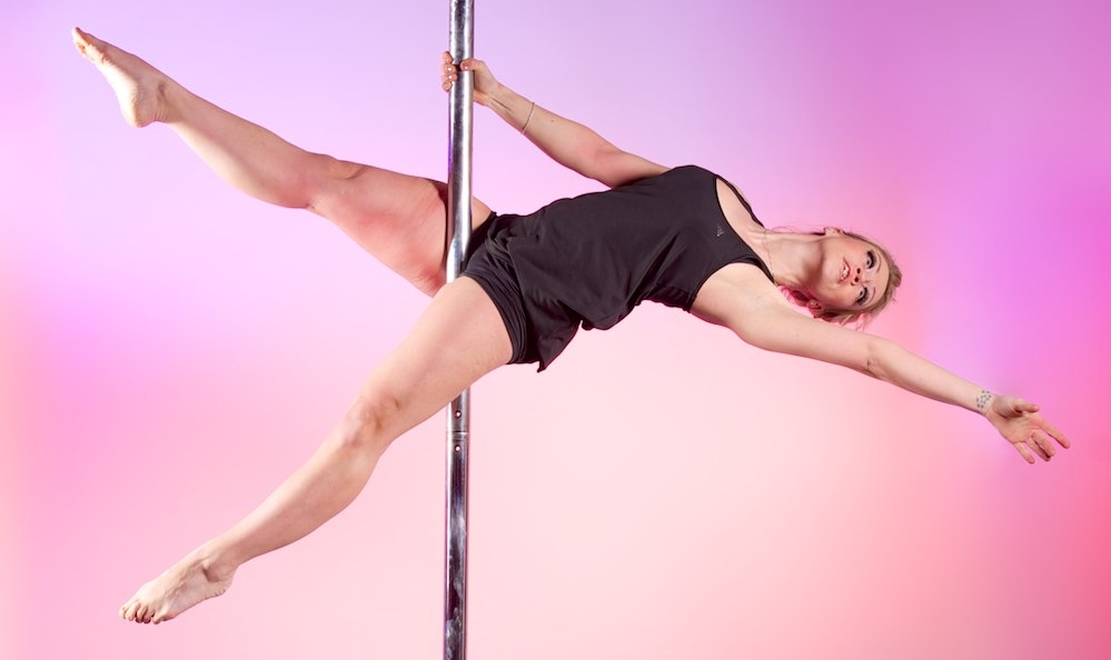 Pole Fitness - The Fitness Studios - King's Lynn