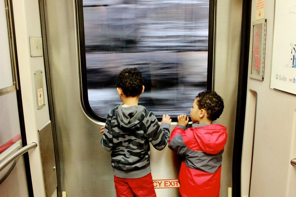 Metro North | NYC | November 2016