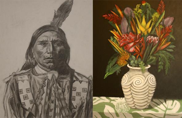 ARTWORK - VIEW ART DONE BY LEAH M. SANTOS