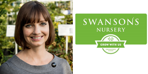 Aimée Damman is the Director of Marketing for Swansons Nursery in Seattle, Washington and the Editor-in-Chief of Swansons' garden blog, Digging Deeper. She was brought into the marketing department to create a social media presence for the company and began working closely with Curator PR on the Grow With Us Project soon after. She currently manages Swansons' marketing campaigns and social media, and organizes community projects and events. Aimée holds a BA from Sarah Lawrence college in NY and Master's Degrees from the University of Wisconsin-Madison and the University of Geneva, Switzerland. She is passionate about edible gardening, photography, and education. When she isn't obsessively checking social media you can find her in her vegetable garden, teaching French or sampling Seattle happy hour menus (and posting all about it on social media).