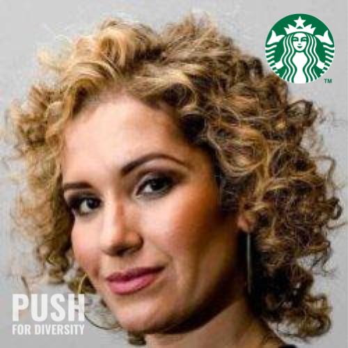 Rajaa Grar- Sr. Brand Manager,Starbucks