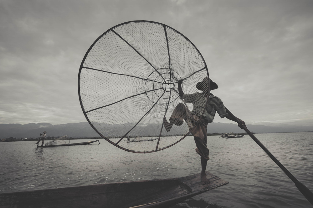 Inle windcatcher