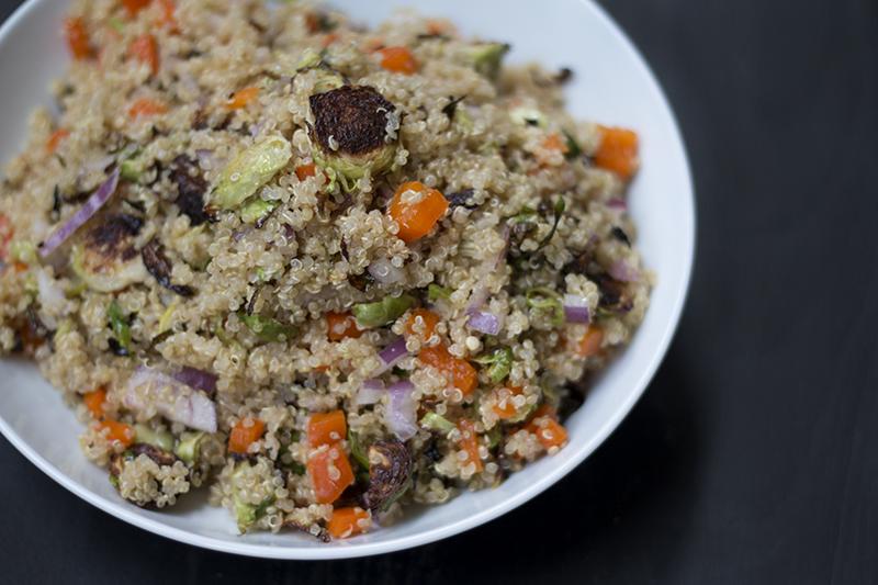 Srping Quinoa