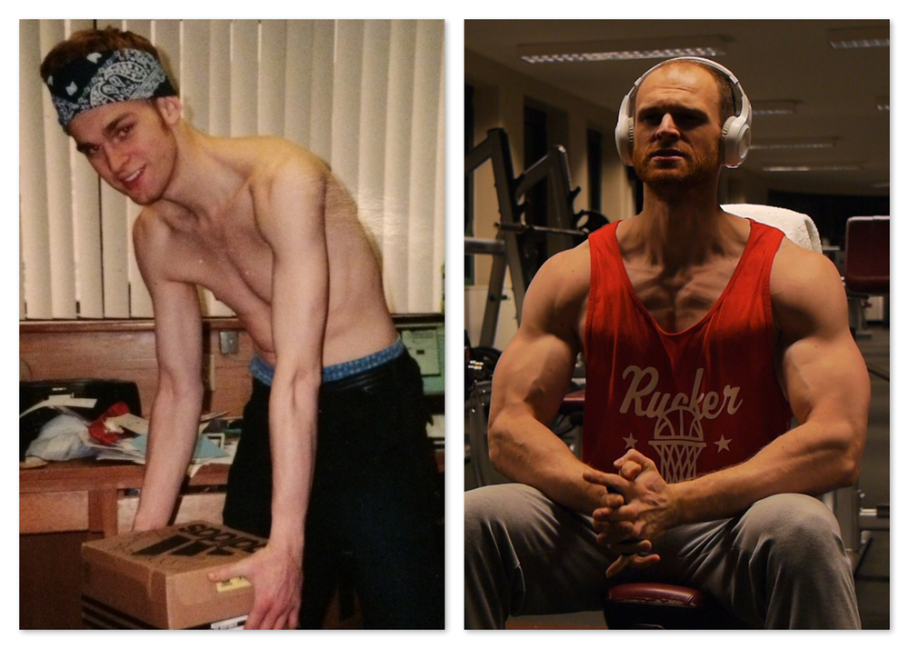 Meine Transformation -Jeder fängt einmal klein an...