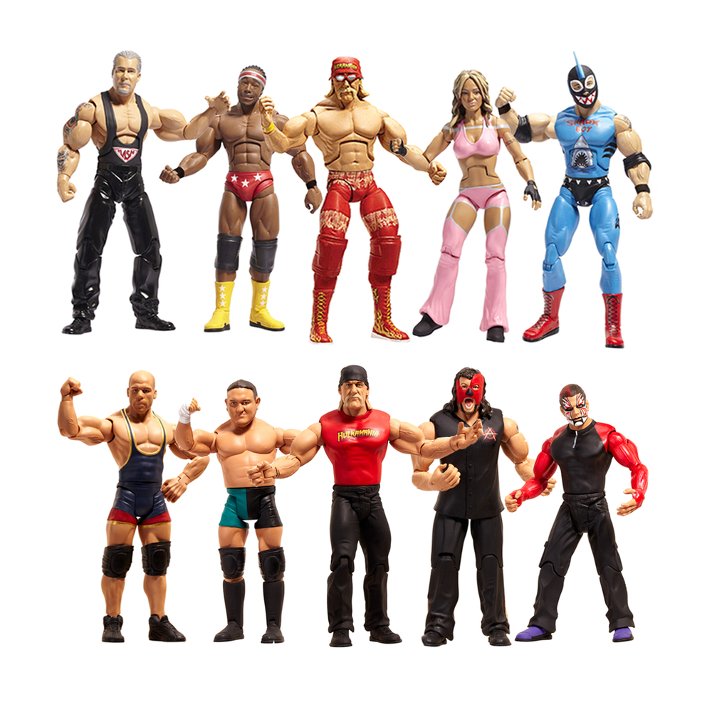 TNA Wrestling Figures