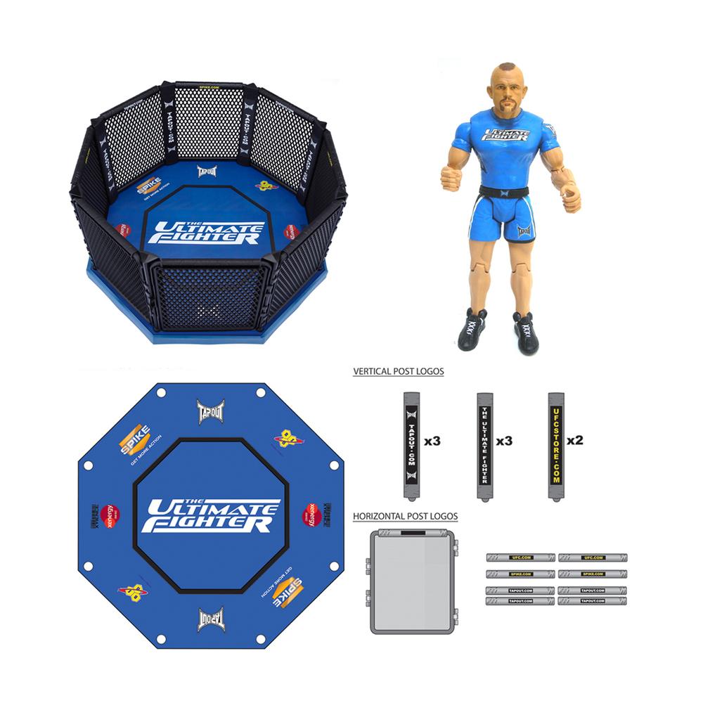 UFC Basic Octagon (T.U.F. Coach Liddell)