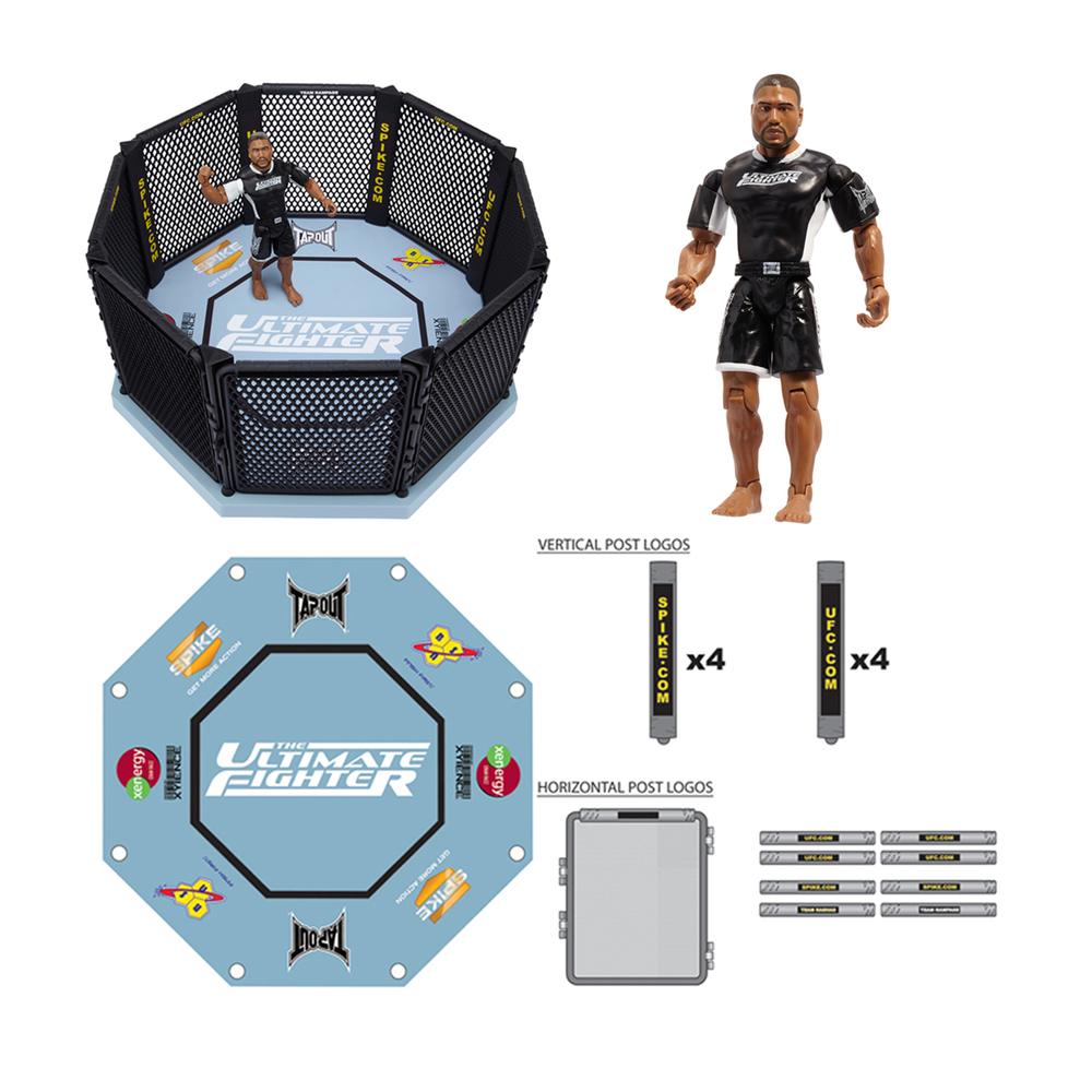 UFC Basic Octagon (T.U.F. Coach Rampage)